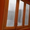 Restaurar ventana de madera