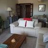 Mudanza local de muebles en un salón