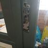Reparación cierre puerta