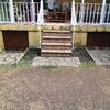Reforma de albañilería de suelo de jardín