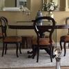 Decapar mesa y sillas de comedor