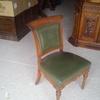 Tapizar dos sillones y cuatro sillas
