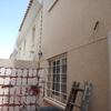 Techo patio de policarbonato y aluminio