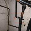 Sustitución de tramo de tubería de alimentación de 18mm