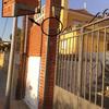 Puerta basculante dos hojas
