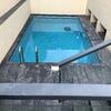 Cubierta fija de piscina