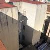 Instalación ascensor edificio