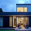 Casa prefabricada con mucha luz