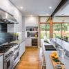 Reforma cocina rectangular en las tablas