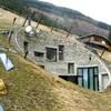 Proyecto y Construcción Casa enterrada.