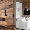 Forrar pared de madera