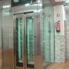 Ascensor/elevador  semi-panorámico hidráulico