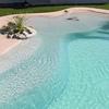 Hacer una piscina tipo playa