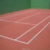 Reforma integral de una pista de tenis