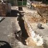 Reparación acometida saneamiento