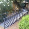 Construir rampa minusvalidos 3m de altura