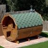 Construir Sauna Exterior