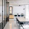 Instalacion suelo resina con diseño