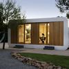 Precio final de vivienda prefabricada del estilo de la foto