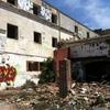 Acondicionamiento de edificio en mal estado