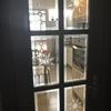 Lacar puertas en blanco