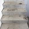 Revestir 2 tramos de escalera con madera