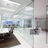 Mampara cristal oficina
