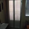 Cambiar ventanas y purtas del balcon