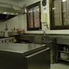 Limpieza a fondo de cocina escolar