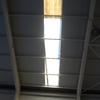 Reparar techo de una nave