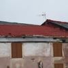 Retirar 8 placas de fibrocemento del tejado