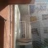 Instalación puerta en balcón