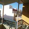 Cerramiento de una terraza de un ático de 12m²