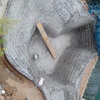 Cemento pulido para una piscina