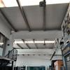 Sustitución cubierta nave industrial