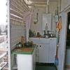 Terraza de la cocina: instalar cerramiento