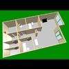 Reformar local de 100m hacer dos habitaciones con pladur