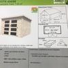 Montar caseta madera
