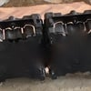 Reparar orificios de labores de instalación eléctrica del vecino (2 cajas de enchufes)