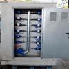Instalación 14 contadores agua comunidad 14 viviendas unifamiliares armario exterior