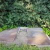 Caseta jardín pequeña, no habitable, para maquinaria