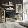 Colgar mueble y dos estanterias en pladur