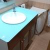 Cambiar encimera mueble de baño