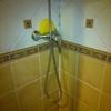 Filtracion en plato de ducha