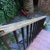 Cambio barandillas de madera en escalera