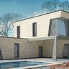 Construir casa prefabricada 100m2