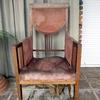 Tapizar 6 sillas antiguas y una butaca