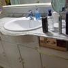 Reparar o comprar piedra de marmol para un mueble del cuarto de baño