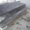 Revocar la base de una tumba