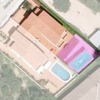 Pavimento de hormigon impreso para jardin de 100m2